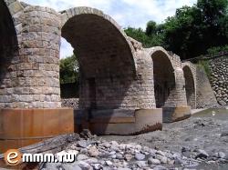 (北港溪)糯米橋照片